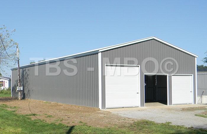 36x72x14 Garage #G171