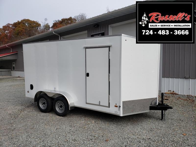 2020 US Cargo 7x14 LE 6'' Extra Height Enclosed Cargo Trailer