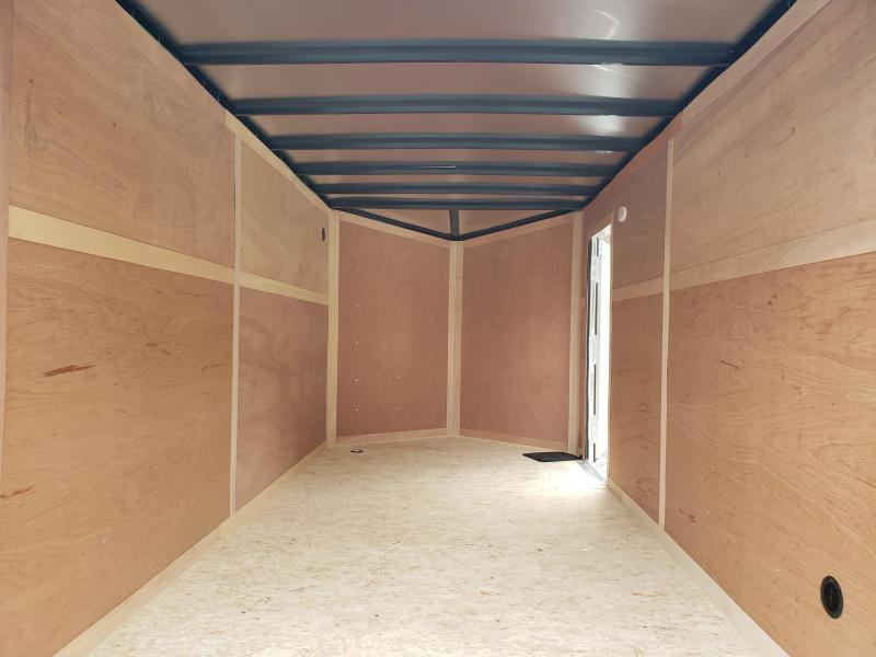2020 US Cargo 7x14 LE 6'' Extra Height Enclosed Cargo Trailer