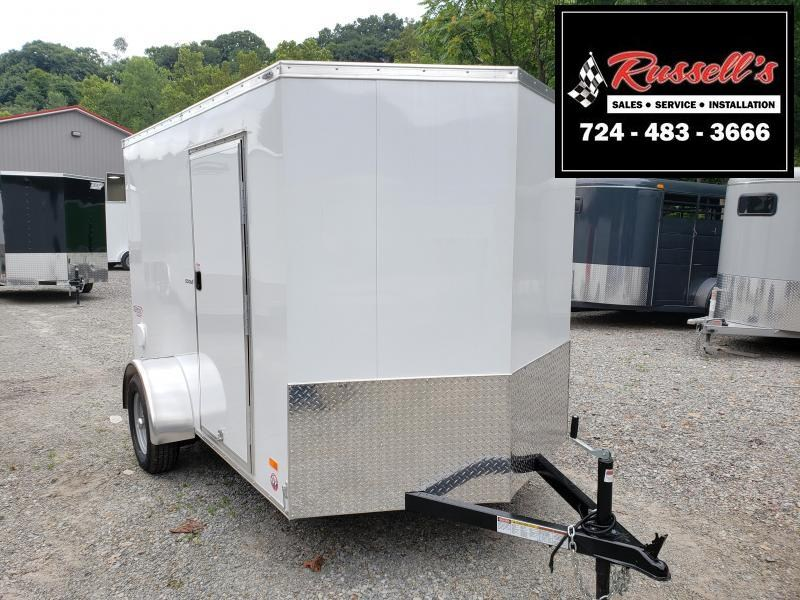 2020 Bravo Trailers Scout 6x10 Ramp Door Enclosed Cargo Trailer