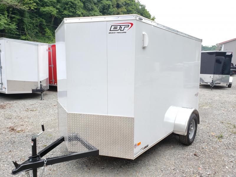 2020 Bravo Trailers Scout 6x10 Ramp Door Enclosed Cargo Trailer
