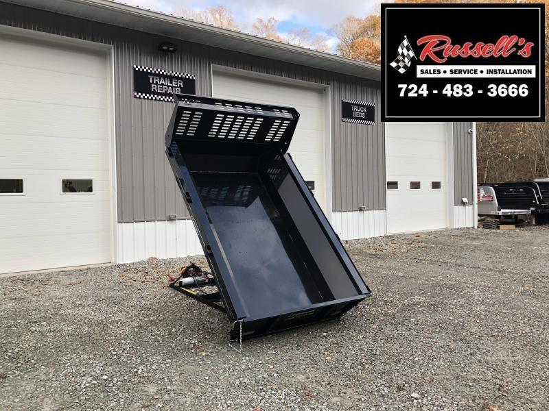 2020 EZ Dumper LLC 8' Dump Insert Truck Bed