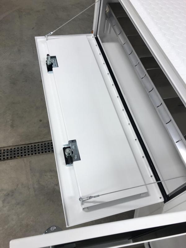 DuraMag S-Series Aluminum Service Body SRW Shortbed Ram