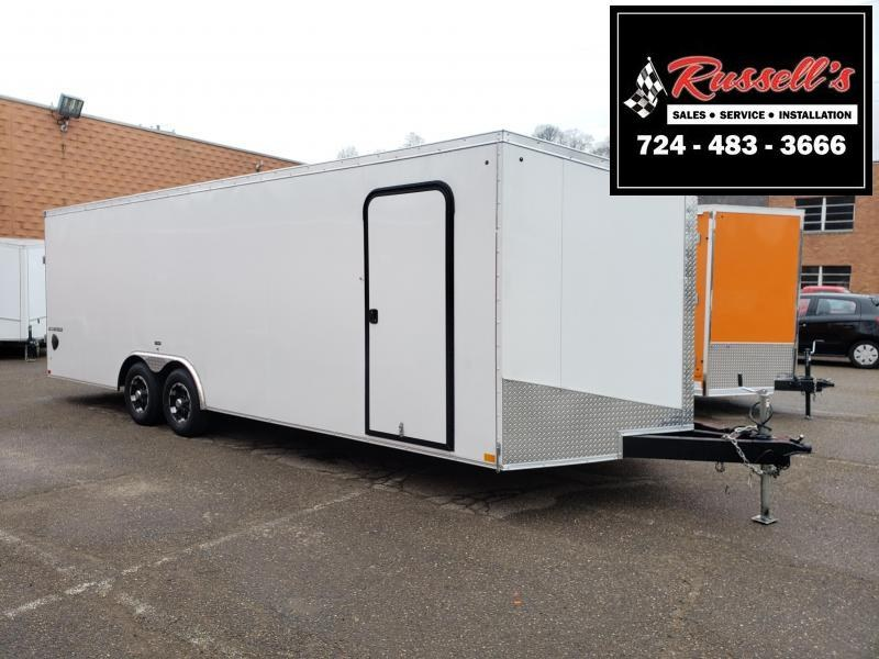 2019 Impact Trailers 8.5x24 Shockwave Enclosed Cargo Trailer