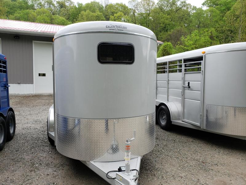 2019 Calico Trailers 14 X 6 X 66'' Livestock Trailer 12000 GVW