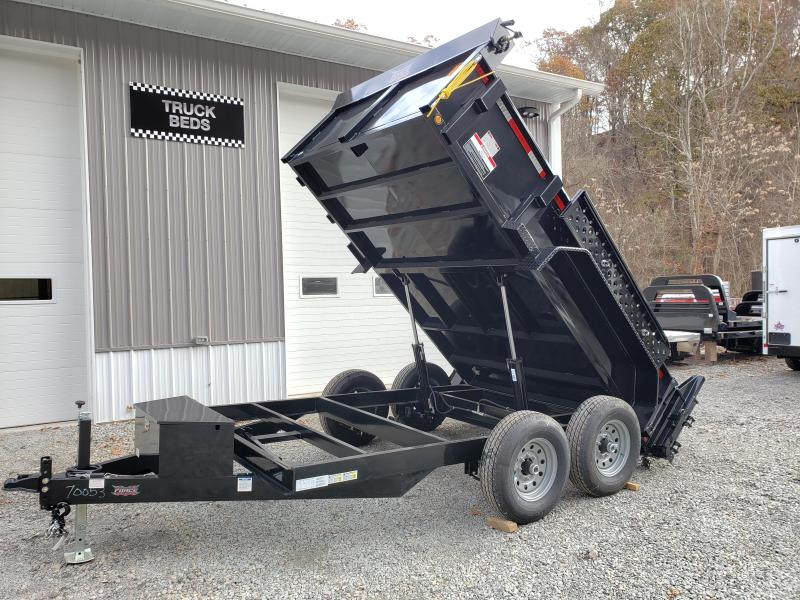 2020 Forest River 7x12 9990 GVW Dump Trailer