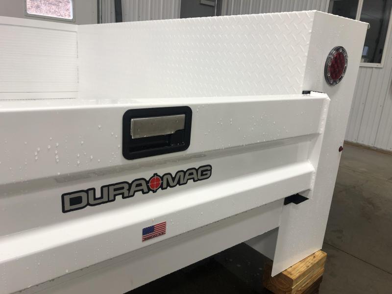 DuraMag S-Series Aluminum Service Body SRW Shortbed 07-19 GM