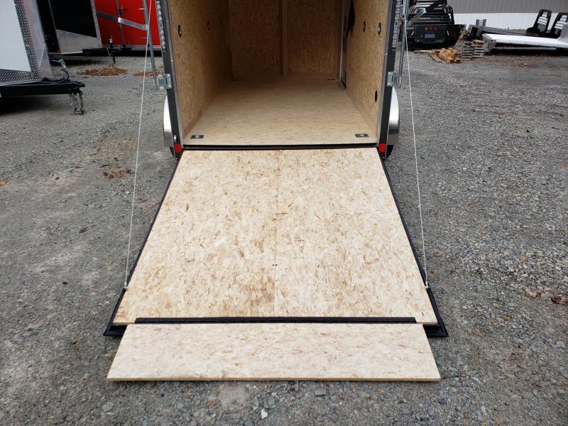 2020 US Cargo ULAFT 6x12 Tandem Axle 6'' Extra Height Enclosed Cargo Trailer