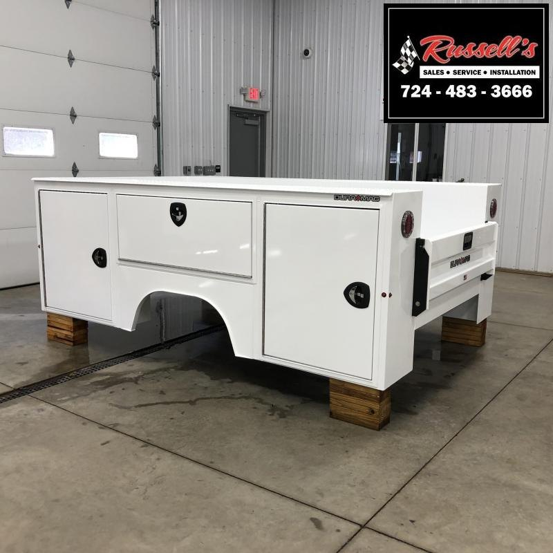 "DuraMag S-Series Aluminum Service Body 60""ca Cab and Chassis SRW"