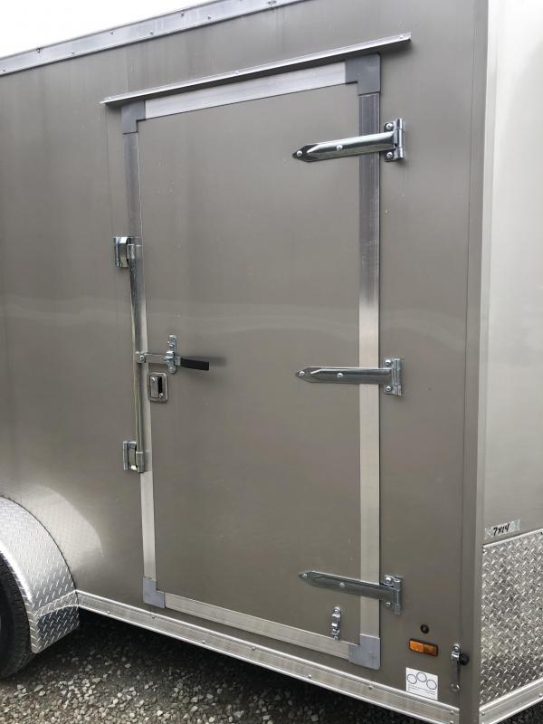 2020 US Cargo ULAFT 7x14 12'' Extra Height Enclosed Cargo Trailer