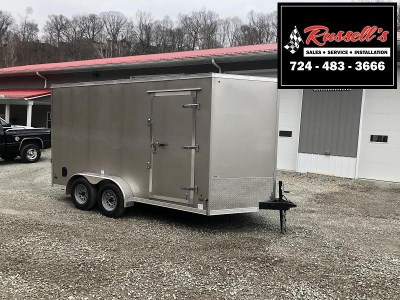 2020 US Cargo ULAFT 7x14 12'' Extra Height Enclosed Cargo Trailer