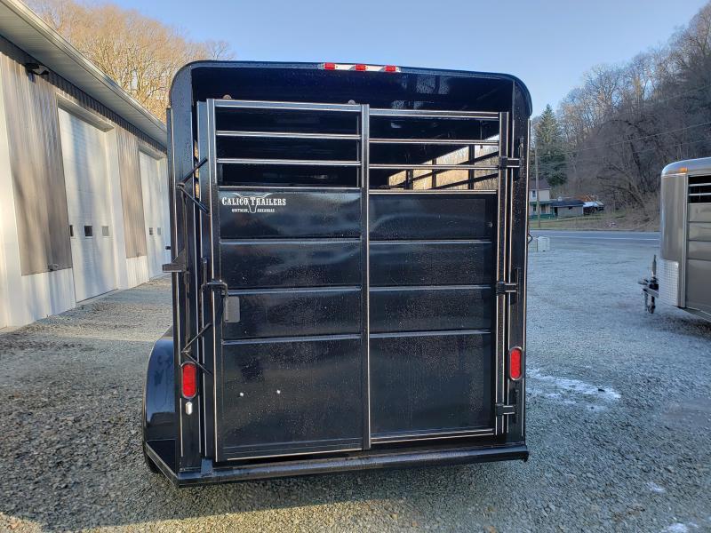 2019 Calico Trailers 14 X 6 X 66'' Livestock Trailer
