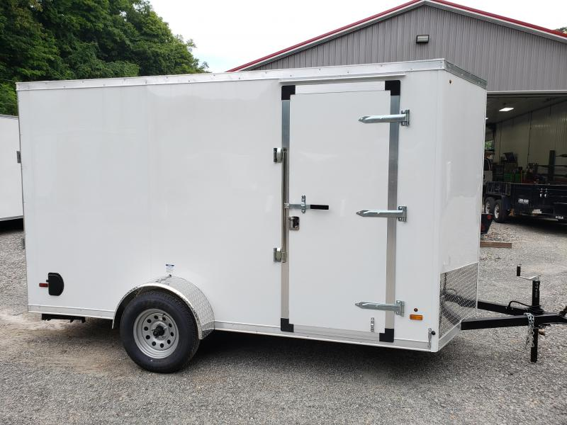 "2020 US Cargo ULAFT 6x12 Ramp Door 6"" Extra Height Enclosed Cargo Trailer"