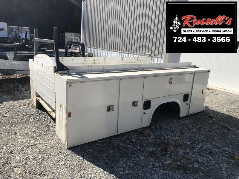USED Knapheide Service Truck Bed