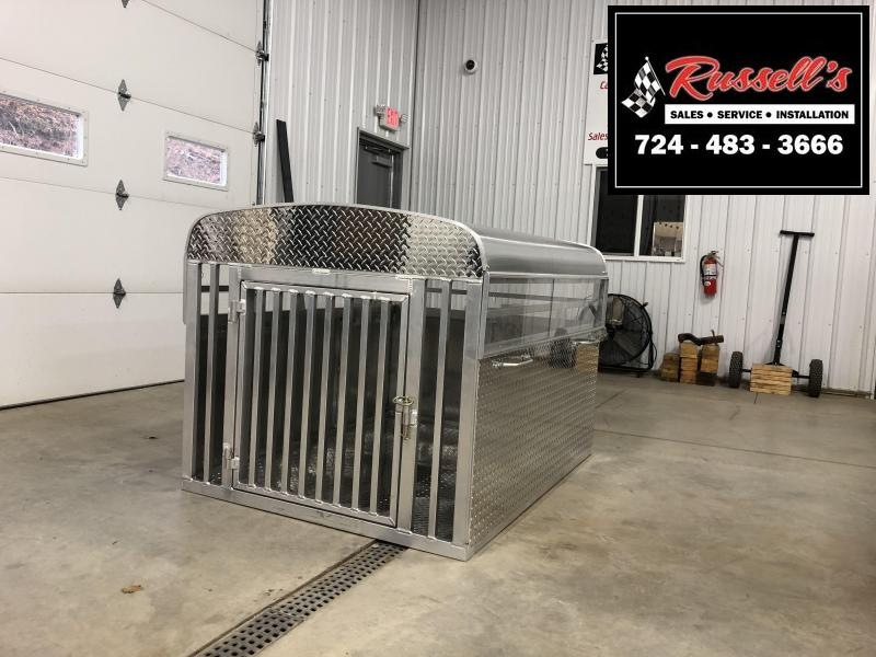 2020 US Cargo Stock Box Truck Boxes (Livestock and Dog)