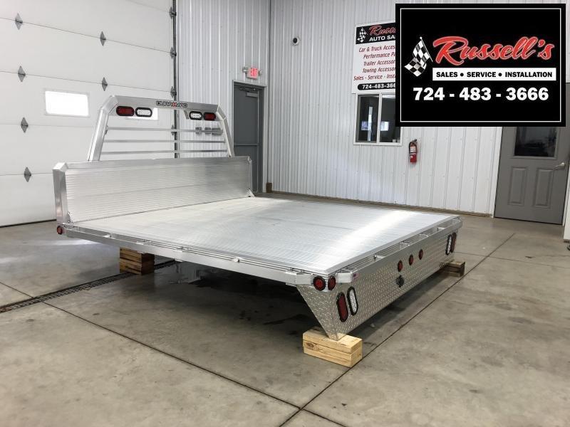 "DuraMag Aluminum 97"""" x 102"" Truck Bed Deluxe DRW Pickup"