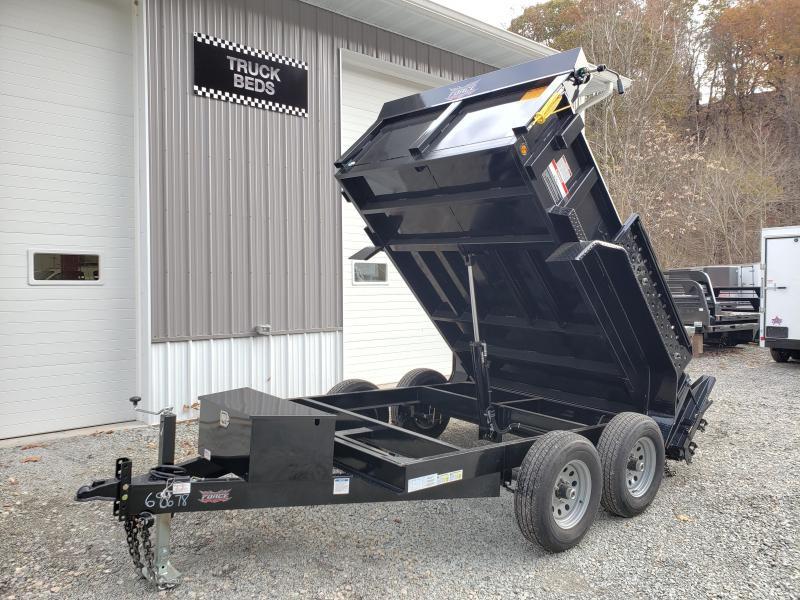 2020 Forest River 6x10 9800 GVW Dump Trailer