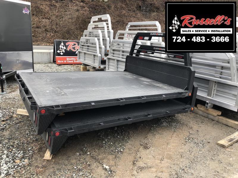 "DuraMag Aluminum 81"" x 102"" Truck Bed -Deluxe Matte Black"