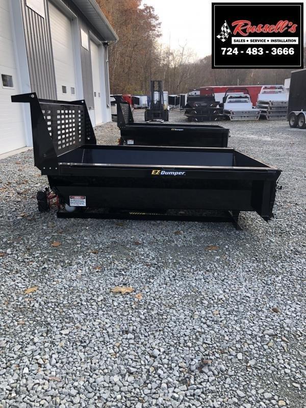 2020 EZ Dumper LLC 6' Dump Insert Truck Bed