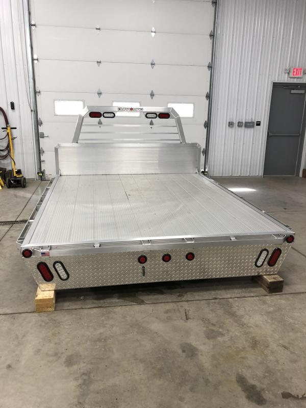 """DuraMag Aluminum 97"""""""" x 114"""" Truck Bed Deluxe DRW Cab & Chassis"""