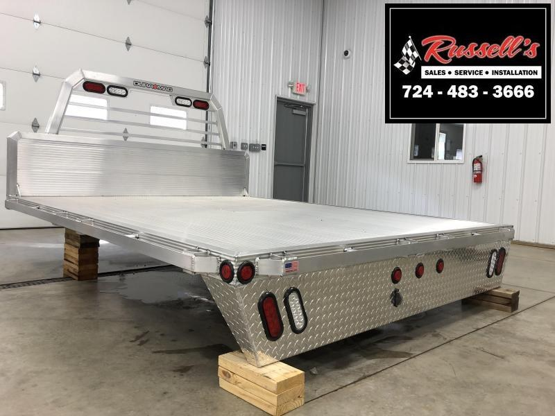 "DuraMag Aluminum 97"""" x 114"" Truck Bed Deluxe DRW Cab & Chassis"