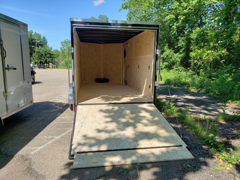 2020 US Cargo ULAFT 7x16 Ramp Door 6'' Extra Height Enclosed Cargo Trailer
