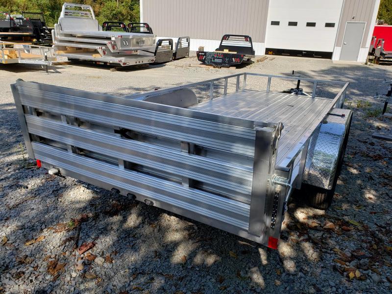 2020 Stealth Trailers 6.5x16 Phantom II tandem axle aluminum utility Utility Trailer