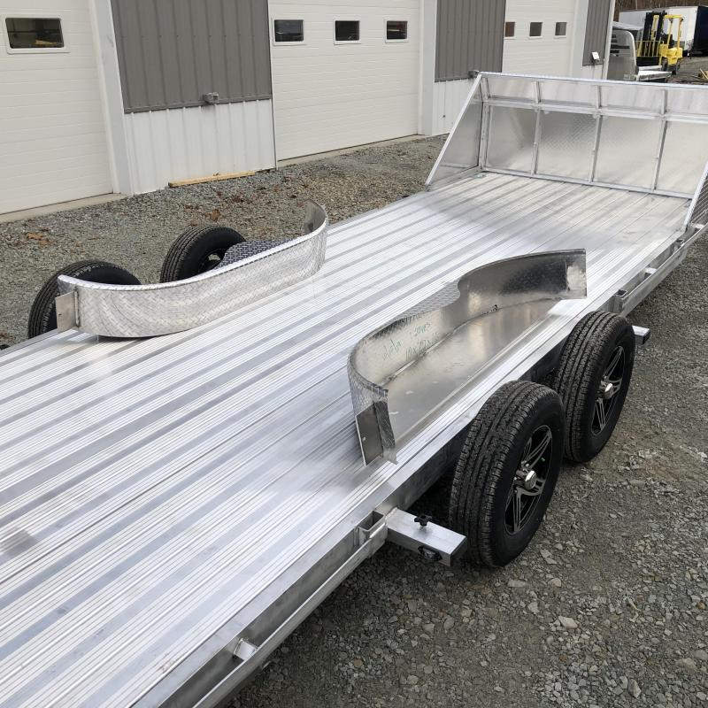2020 Stealth Trailers 7x20 Phantom I Car Hauler Car / Racing Trailer