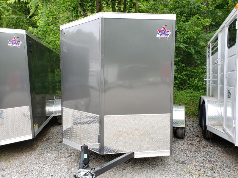 SALE! 2019 US Cargo ULAFT 6x10 Ramp Door Enclosed Cargo Trailer