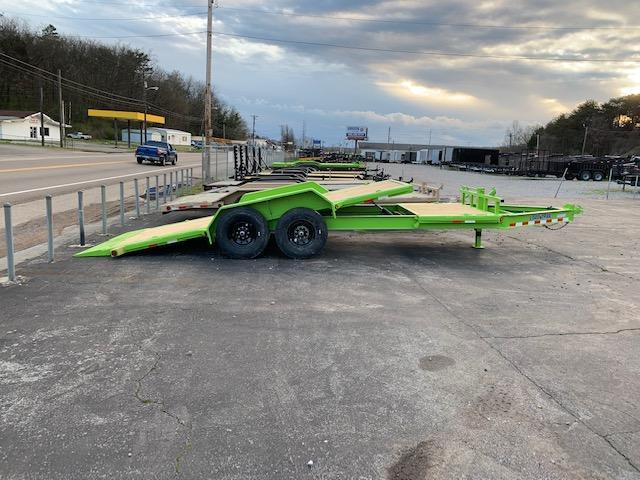 2020 Load Trail LIME GREEN TILT Car / Racing Trailer
