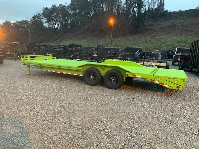 2020 Load Trail LIME GREEN Car / Racing Trailer