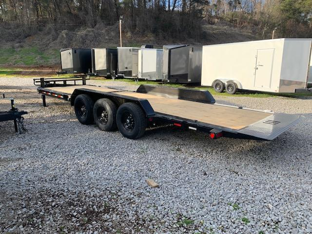 "2020 Load Trail 83""x24' Tilt and Go Equipment Trailer"