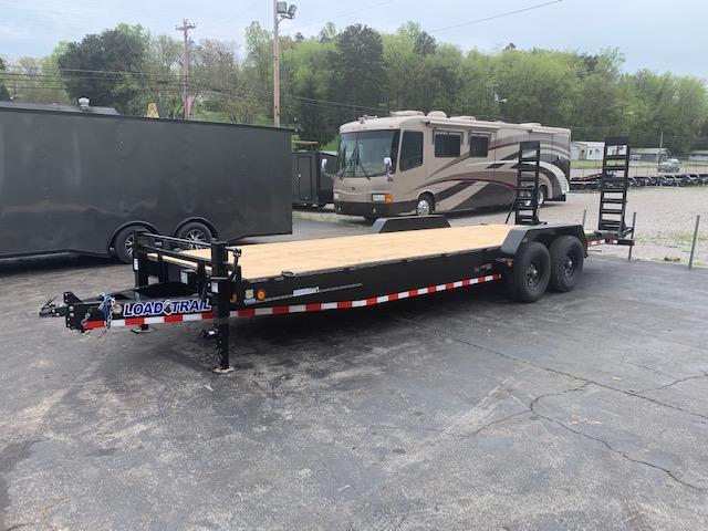 "2020 Load Trail 83"" x 24' 14000 GVWR Equipment Trailer Equipment Trailer"