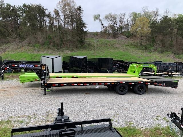 "2020 Load Trail 102"" x 28' Low Pro Gooseneck Dual Tandem Equipment Trailer"