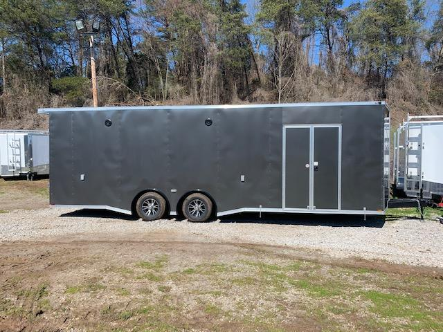 2020 26' Outlaw Trailers CUSTOM RACE Enclosed Cargo Trailer