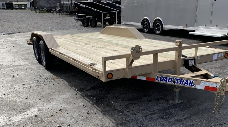2019 Load Trail 20 Car Hauler Car / Racing Trailer