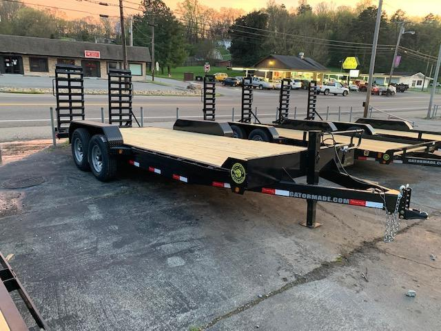 2020 Gatormade Trailers 20' equipment trailer- 14000 GVWR Equipment Trailer