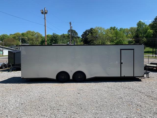 2020 Outlaw Trailers 8.5' x 28' w/ 7' interior height Enclosed Cargo Trailer
