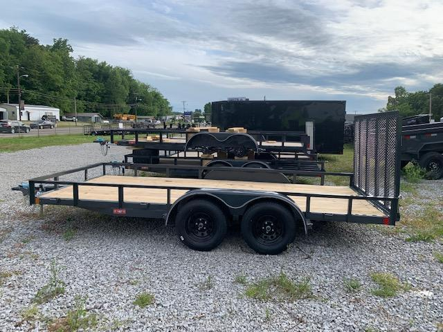 "2020 Load Trail 83"" x 16' 7000 GVWR Utility Trailer"