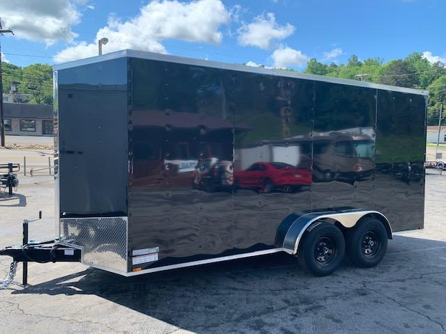 2020 Outlaw Trailers 7' x 16' w/ 7' interior height- 10000 GVWR Enclosed Cargo Trailer