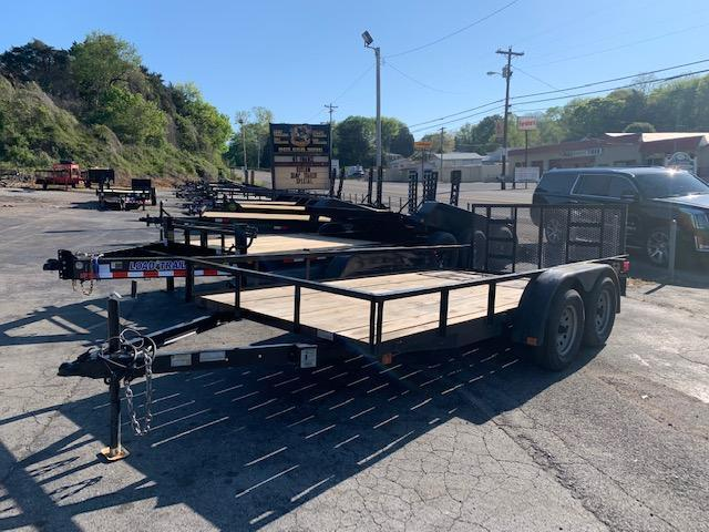 2019 Outlaw Trailers 6.5' X 14' 7000 GVWR Utility Trailer