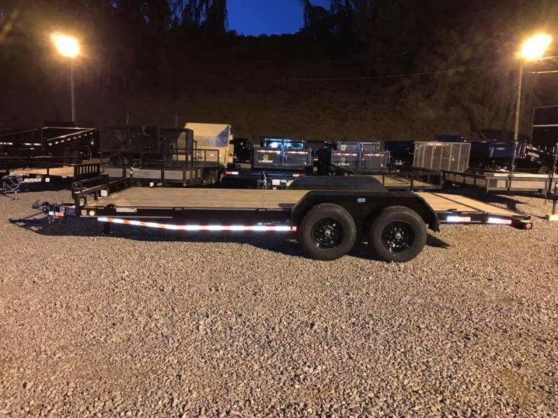 "New 2020 Load Trail 83"" X 20'14K Car Hauler / Equipment Trailer"
