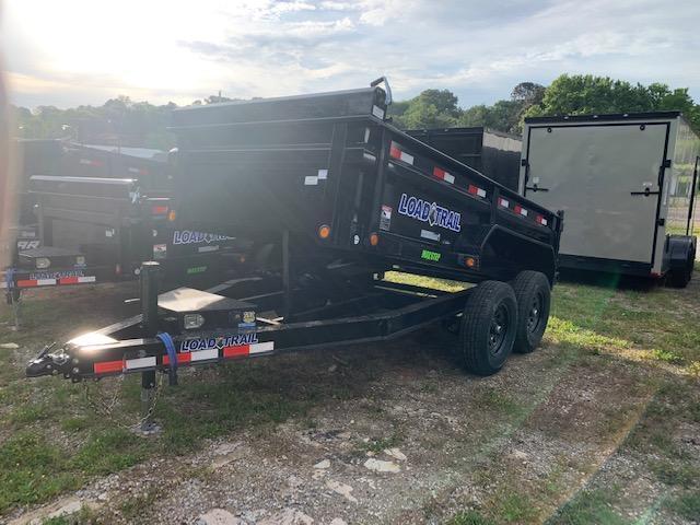 2020 Load Trail 6X12 Dump Trailer