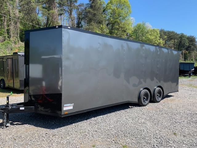 2020 Outlaw Trailers 8.5' x 24' 7' interior height Enclosed Cargo Trailer