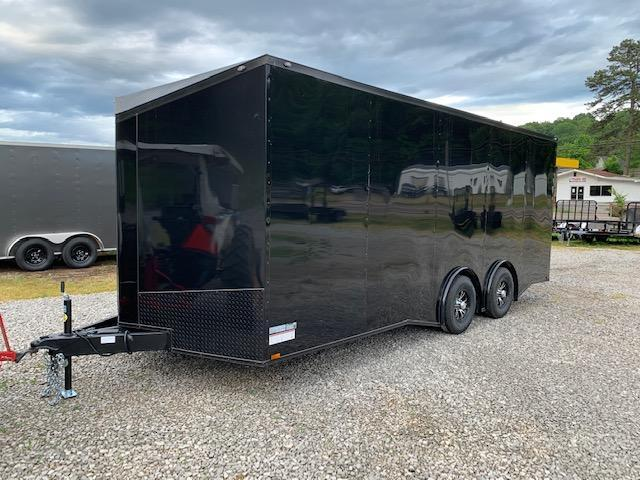 2020 Outlaw Trailers 8.5' x 20' Torsion Spread 10000 GVWR Enclosed Cargo Trailer