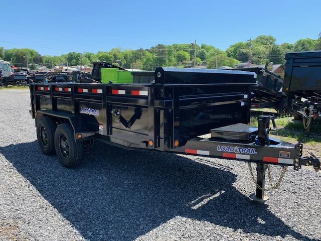 "2020 Load Trail 83"" x 14' - 14000 GVWR W/ 7 gauge floor Dump Trailer"