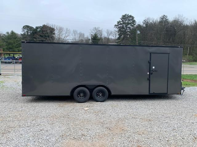 2020 Outlaw Trailers 8.5' x 24' Enclosed Trailer- 9990 GVWR Enclosed Cargo Trailer