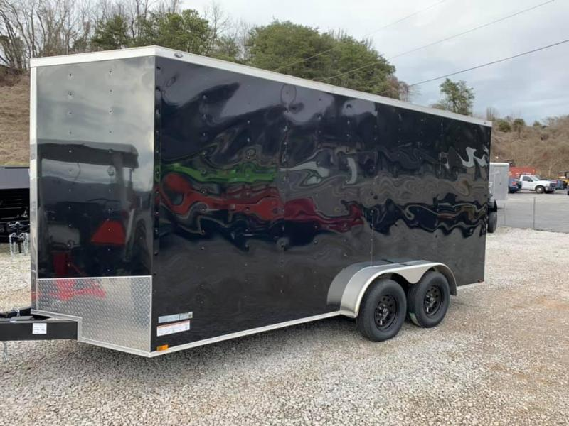 2020 Other Outlaw Enclosed Cargo Trailer Outlaw Trailers