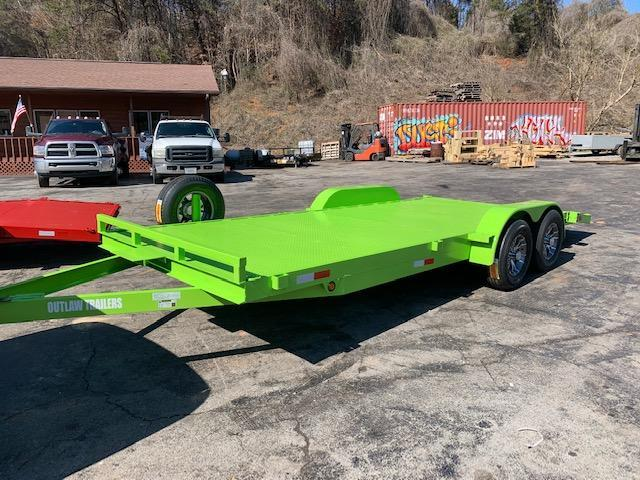 2020 Outlaw Trailers Outlaw Car Hauler Car / Racing Trailer