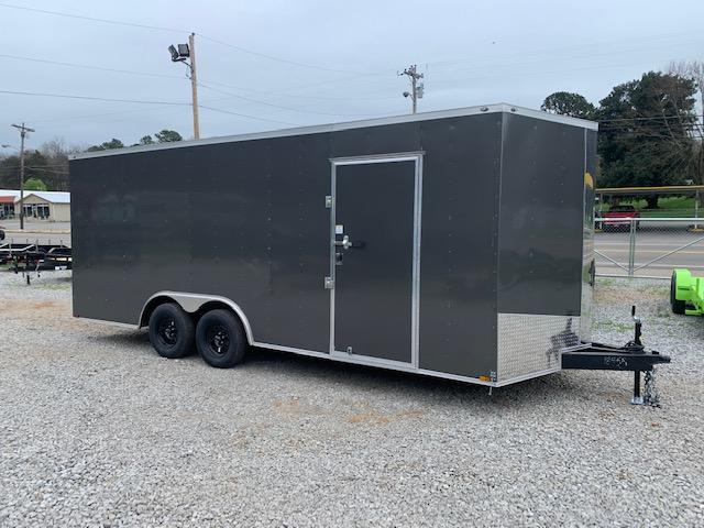 2020 Outlaw Trailers 8.5' x 20'- 7000 GVWR w/ 7' interior height Enclosed Cargo Trailer